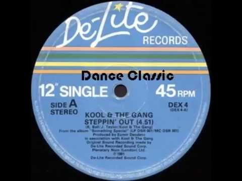 Kool & The Gang - Steppin' Out (12