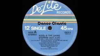 Kool & The Gang Steppin' Out 12