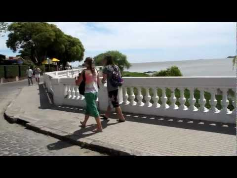 A World Heritage Site: Colonia, Uruguay