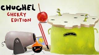 Chuchel Cherry Edition (Part 4): Star War Space Animation Gameplay Walkthrough