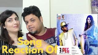 #3peg 3 PEG - Kannada Rapper #ChandanShetty|Aindrita Ray|Foreigner Reaction|North Indian Reaction|