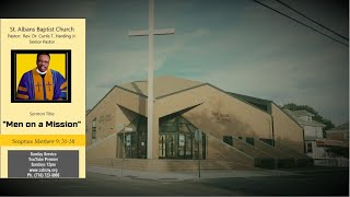 St. Albans Baptist Church  Fathers Day online service