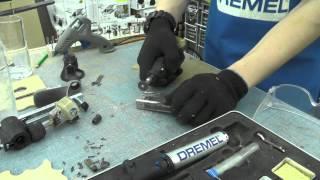 Демонстрация инструментов DREMEL