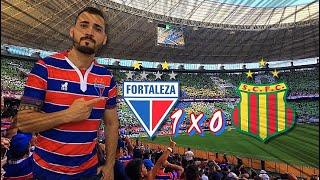 Fortaleza 1 x 0 Sampaio - Melhores momentos - Série B #Rodada08 02/06/2018 !!! ( Vlog do Conrado )