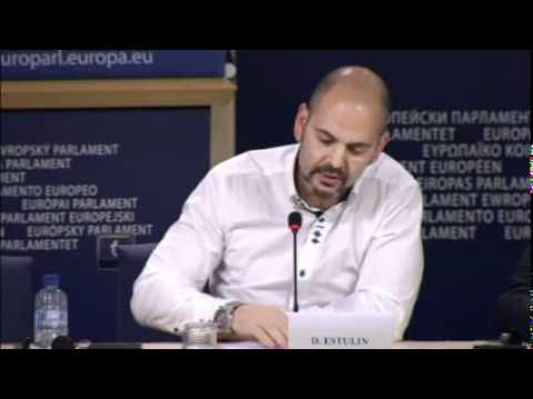 Crisis: Who is Pulling the Strings? (Daniel Estulin, European Parliament, 01.DEC.2011)