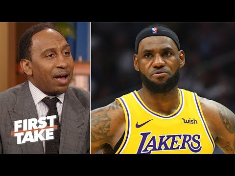 Stephen A. shocked