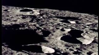 CLEAR ALIEN Life Covering The MOON..  NASA Image 2018HD