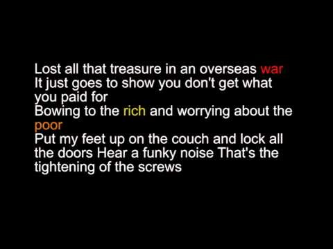 The Rolling Stones - Doom & Gloom (Lyrics)