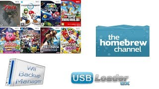 [TUTO] : Installer Homebrew channel et USB Loader GX sur une wii 4.3
