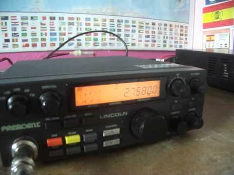President lincoln mk 1 CB Radio