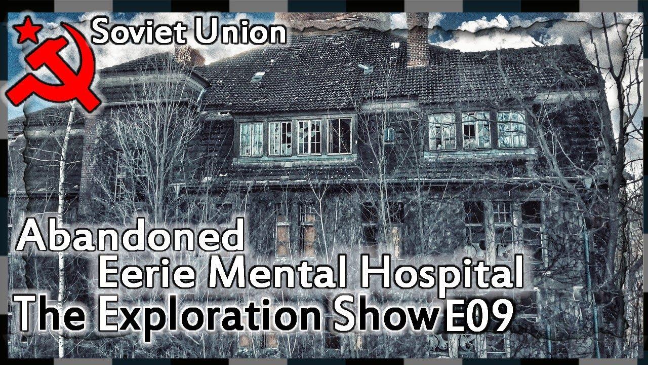URBEX Exploring Abandoned Mental LOCKDOWN Hospital in Germany - Takiany Exploration