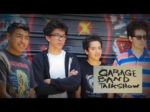 GarageBand Talkshow  Ep 8: the Bizcuits