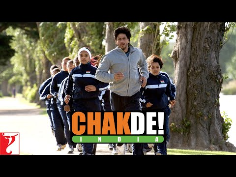 Scene: Winning Montage  Chak De India  Shah Rukh Khan