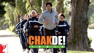 Chak De India - Winning Montage - Scene