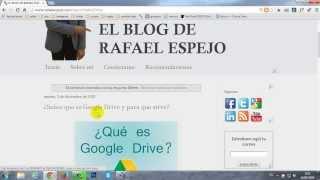 Compartir y escribir en un documento con otra persona en Google Drive