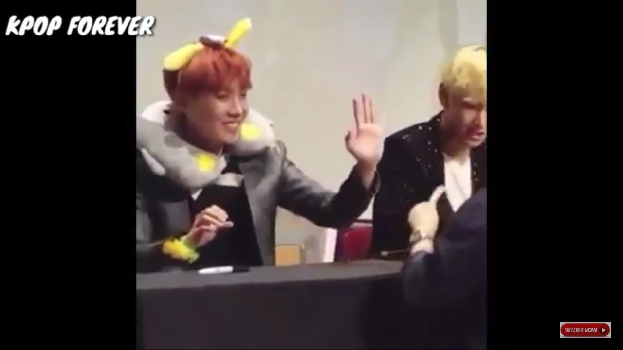 BTS Members Reaction When They are Rejected By Their Fans