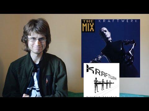 Kraftwerk - The Mix & Minimum Maximum (Comp/Live Album Reviews)