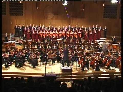 PIOTR BORKOWSKI conducts M. BORKOWSKI - DIES IRAE  - part 2
