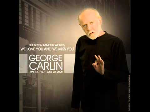 George Carlin - War of The Words