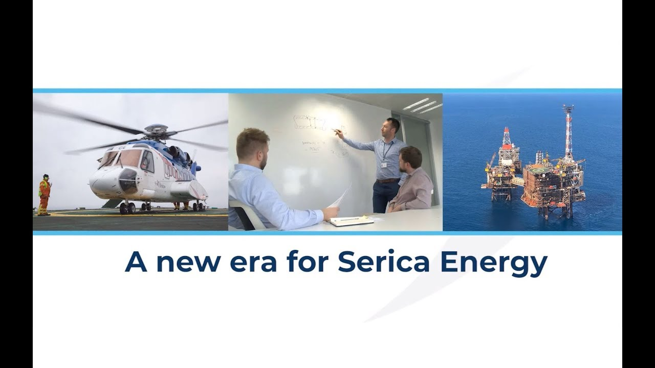 Serica Energy - Oil and Gas Production in the North Sea