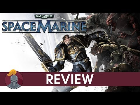 Warhammer 40K Space Marine Review