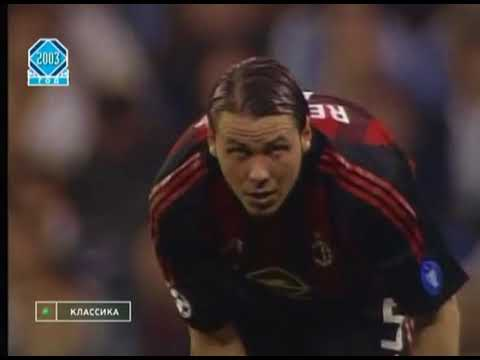 Fernando Redondo vs Real Madrid 02/03 (A)