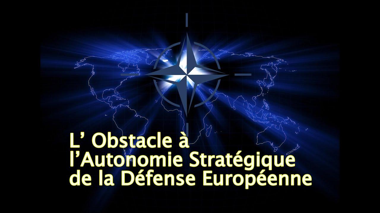 Une défense européenne est-elle possible ?