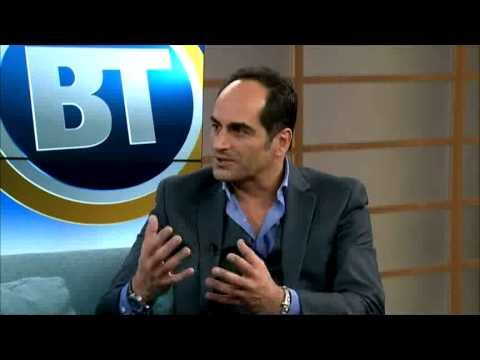 BT Vancouver: Riaz Talks With Actor Navid Negahban