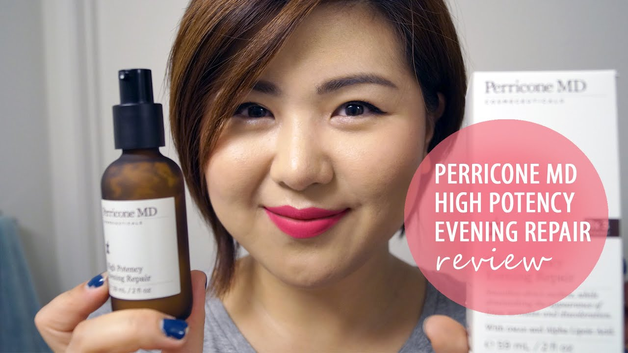 perricone products reviews