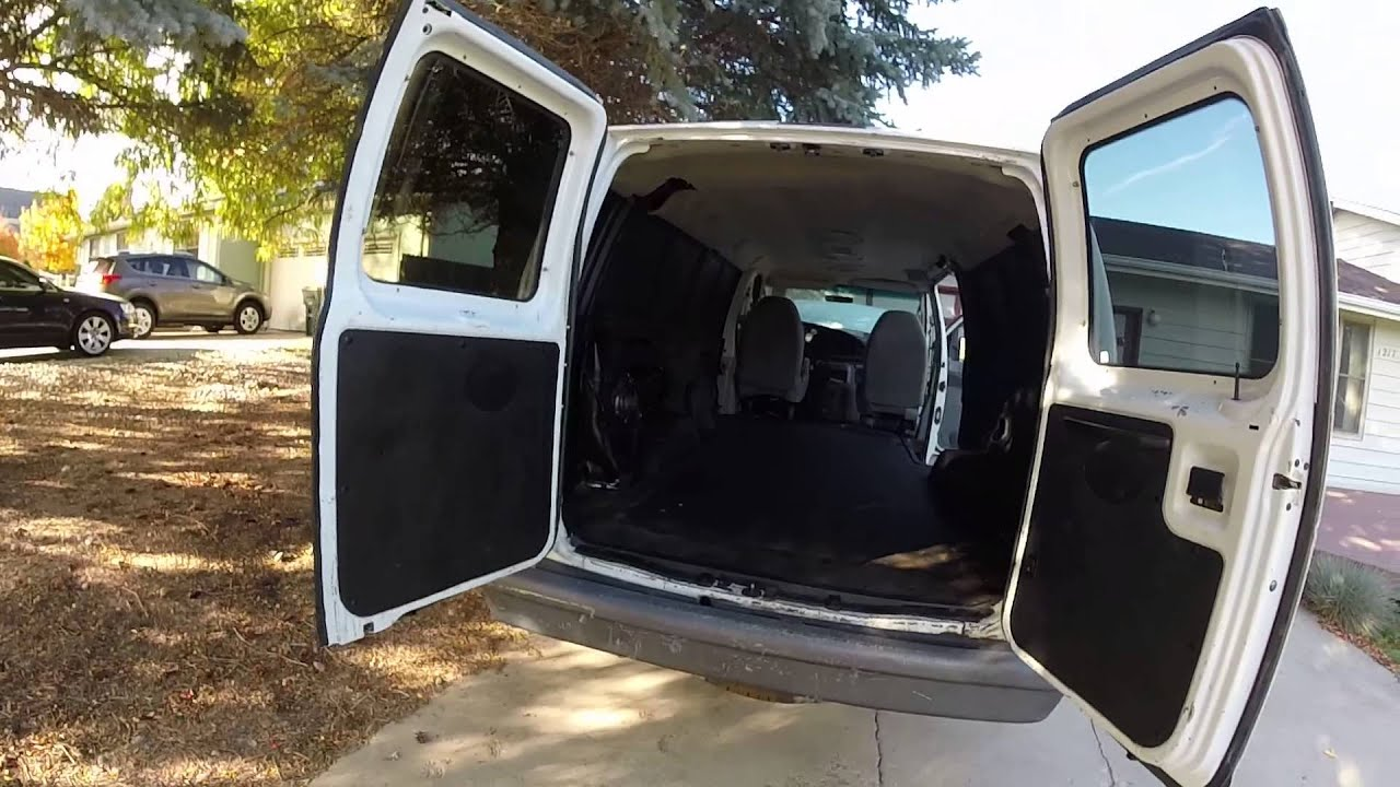 small resolution of living in a ford e350 van vanlife