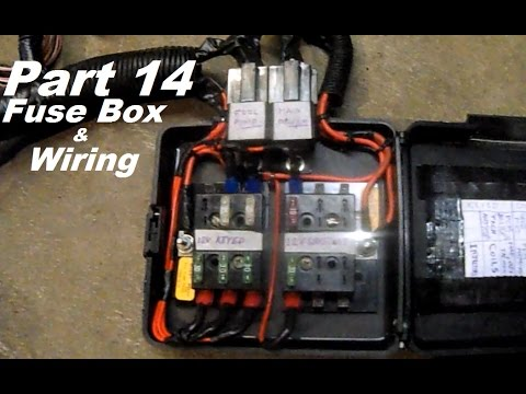 72 chevy ls swap part 14 fuse box youtube rh youtube com ls swap fuse relay box s10 ls swap fuse box