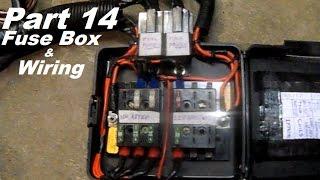 72 Chevy LS  swap part 14 - Fuse Box
