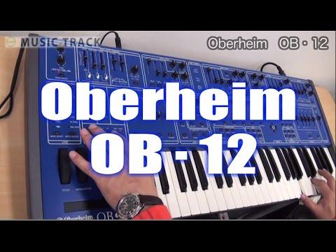 Oberheim OB12 Demo&Review [English Captions]