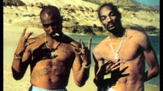 Tupac Shakur & Snoop Dogg - If Theres A Cure (OG Unheard Verses)