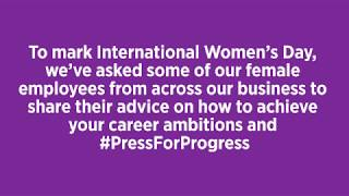 How can you #PressForProgress and achieve your career ambitions? thumbnail
