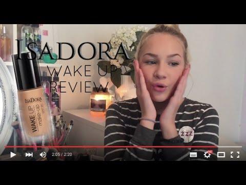 isadora wake up makeup