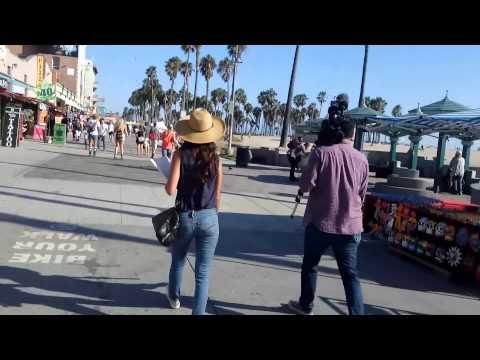 Venice Beach Boardwalk 2015