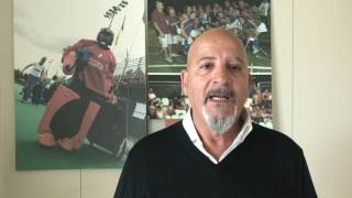 "Roberto Carta: ""Le atlete stanno seguendo un programma atletico in vista del Round 3"""