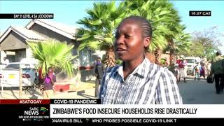 Zimbabwean businesswoman  feeds many amid COVID-19 Lockdown