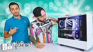 Level Up Your Rig Ep2 | Team Build w/ Dom Esposito ft. Samsung NVMe SSD 970 EVO