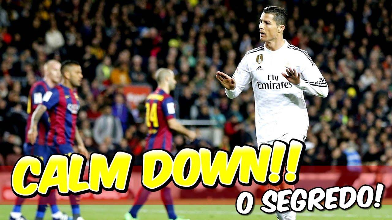 FIFA 19 - O REAL SEGREDO: CALM DOWN - COMO JOGAR MELHOR