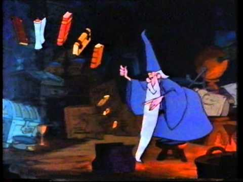 The Sword in the Stone= Higitus Figitus (original finnish dub 1965)