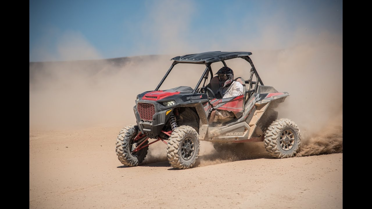 2018 Polaris RZR XP Turbo DYNAMIX Review- ATV ESCAPE