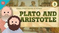 Plato and Aristotle: Crash Course History of Science #3