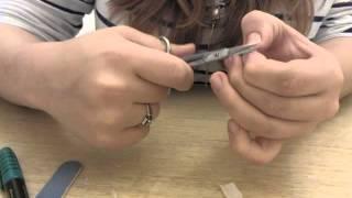 как сделать клыки вампира дома(Вконтакте: https://vk.com/anya7rock Инстаграмм: https://www.instagram.com/annybark/, 2013-09-07T15:01:28.000Z)
