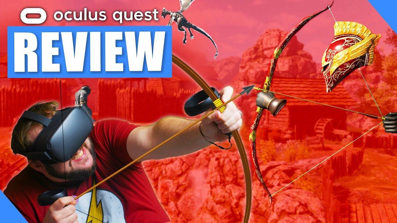 Elven Assassin VR Oculus Quest Review
