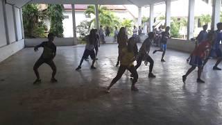 Tim Dance SMA Negeri 8 Manado