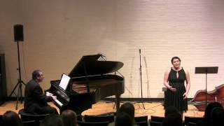 Allie Mannarino Senior Recital- Vouchsafe, O Lord