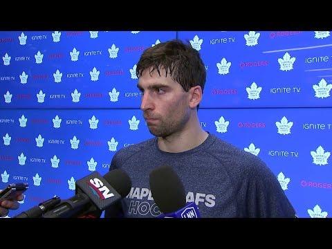 Maple Leafs Post-Game: John Tavares - December 29, 2018