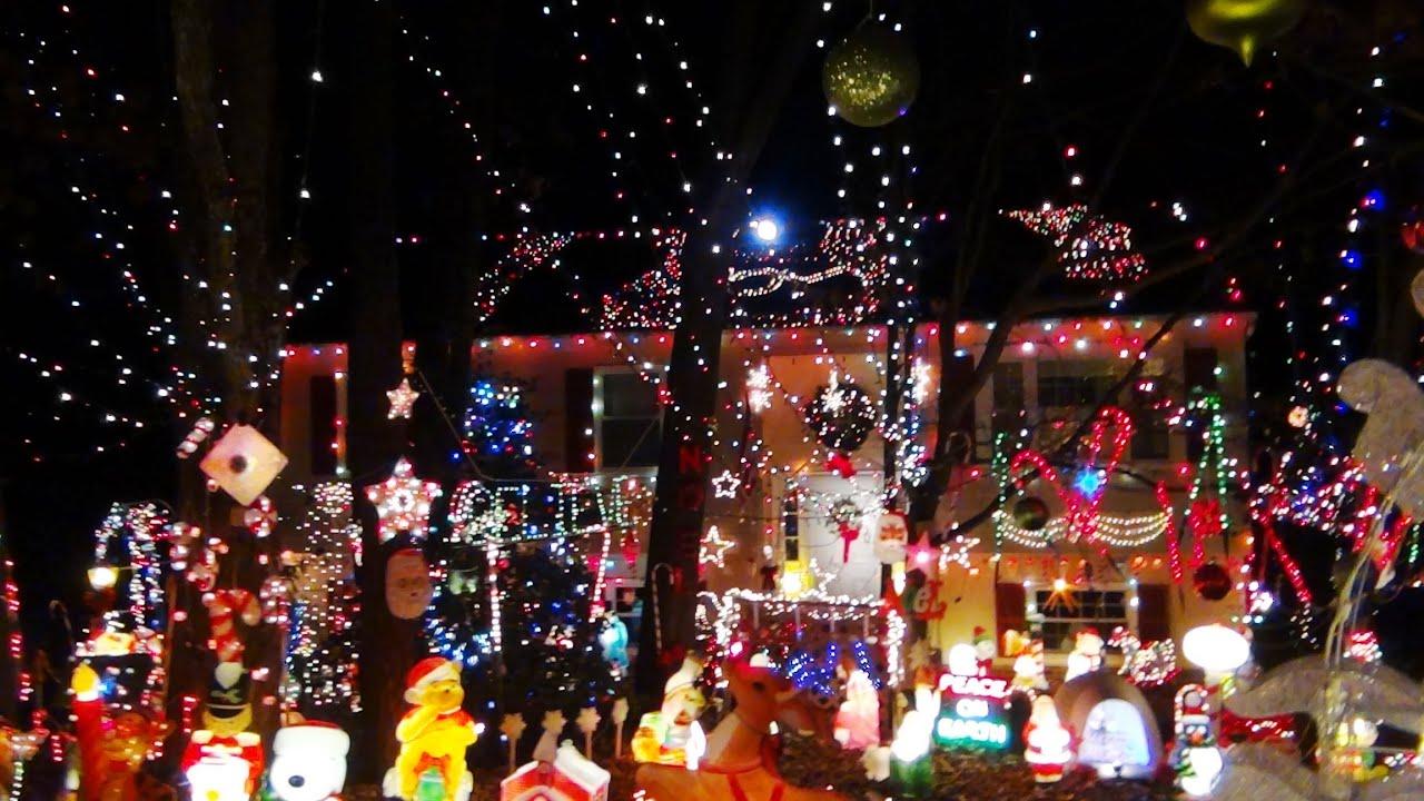 Mr. Christmas Tacky Lights - 2013 - YouTube